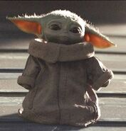 The Child aka Baby Yoda (Star Wars)