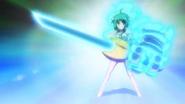Bright Ice Blade