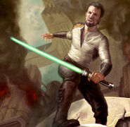 Kyle Katarn Star Wars