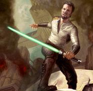Kyle Katarn Star Wars