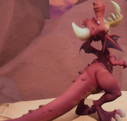 A Lava Lizard (Reignited)