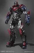 Robot-Taekwon-V-version-01