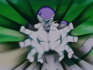 Freeza Using Kiai