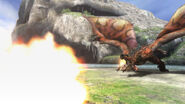 Rathalos Fireball
