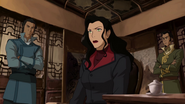 Asami hires the Triple Threat