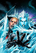 Caitlin Snow Killer Frost (DC Comics) Forever Evil A.R.G.U.S. Vol 1 5 Textless