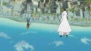 Shinji's zanpakutos power - the inverted world