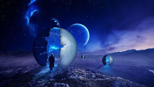 JohnEnteringASphere