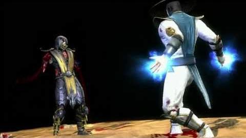 Mortal Kombat Raiden Fatalities