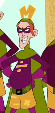 The Mathter (Kim Possible)