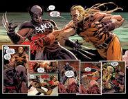 Enhanced Clawmanship by AOA Sabretooth & Wolverine, Wildchild