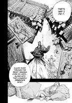 Tamiya Gantetsusai's Strike (Hell's Paradise Jigokuraku)