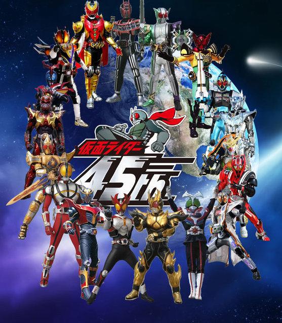 Image - All Kamen Rider Final Forms.jpg | Superpower Wiki | FANDOM ...
