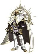 Deus Asura's Wraith