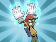 Fenton Ghost GlovesGhost Gauntlets