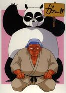 Genma Saotome (Ranma ½)