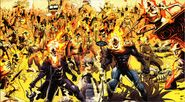 Ghost Rider army