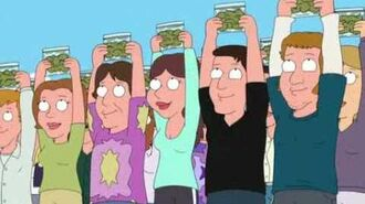 Family Guy - Bag of Weed Original Video