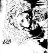 Giji Amano (Getbackers) soul