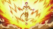 Golden Frieza's aura
