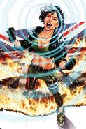 Harley Davis Motormouth (Marvel Comics) Revolutionary War Motormouth Vol 1 1 Textless