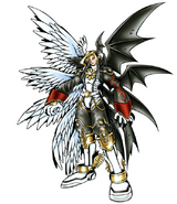 Lucemon Falldown Mode (Digimon)