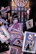 Madame Xanadu (DC Comics) cards