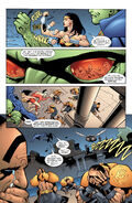 Pain Inducemet by Martian Manhunter