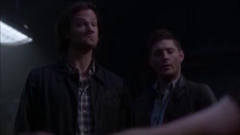 Supernatural 11x08 - Air guitar