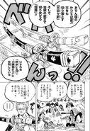 Hitetsu presents his masterpiece