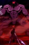 Midnight (Fairy Tail) Illusion Form