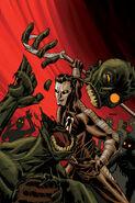 Shadowman Vol 4 6 Johnson Variant Textless