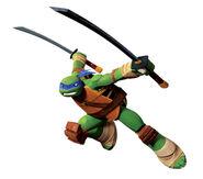TMNT 2012 Leonardo