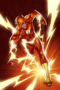 The Flash Wally West 1