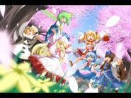 Touhou fairies
