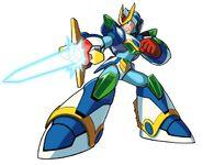 X Blade Armor