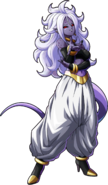 Android 21 (Evil) Majin Form Full Power DBF