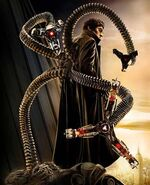 Doc ock's tentacles