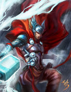 Thor the final version by jiuge