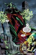 Wotan (DC Comics) fly