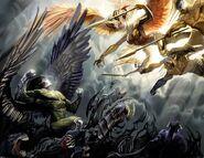 Angelus darkness by nebezial