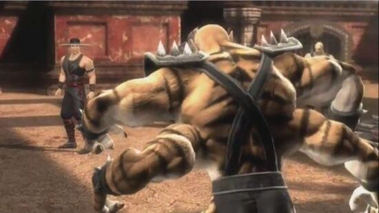 Kintaro vs Kung Lao