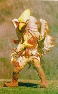MMPR Two-Headed Parrot