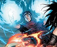 Billy Kaplan Wiccan (Marvel Comics) energy