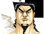 Kan Mei, the Giant of Chu Kingdom