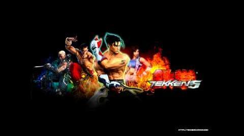 Tekken 5 OST Frozen Paradise