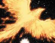 Marvel Phoenix Force Flames