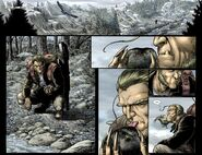 Sabretooth hunts