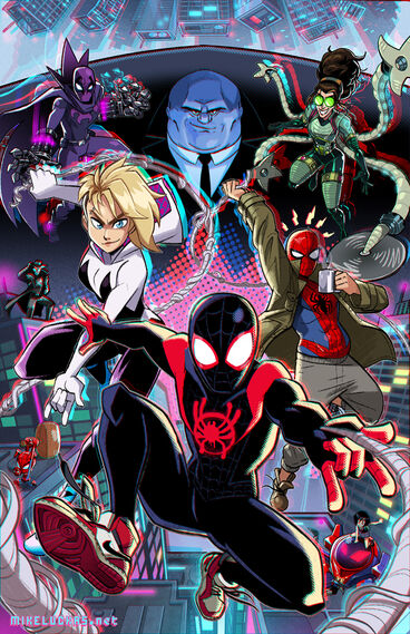 The Spiderverse