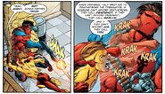 Kid Flash's Speedy Multi Punch